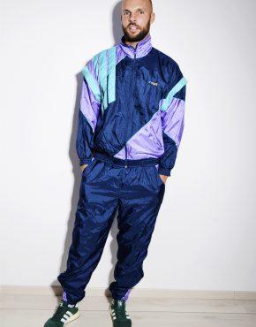 80s retro festival shell suit