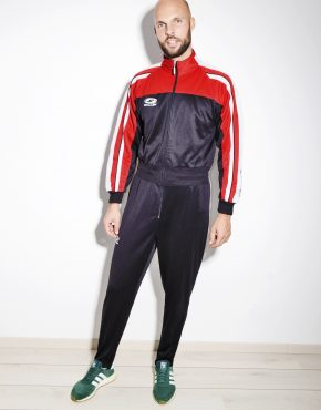 Vintage sport onesie for men