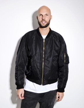 80s vintage black leather jacket vest with detachable sleeves