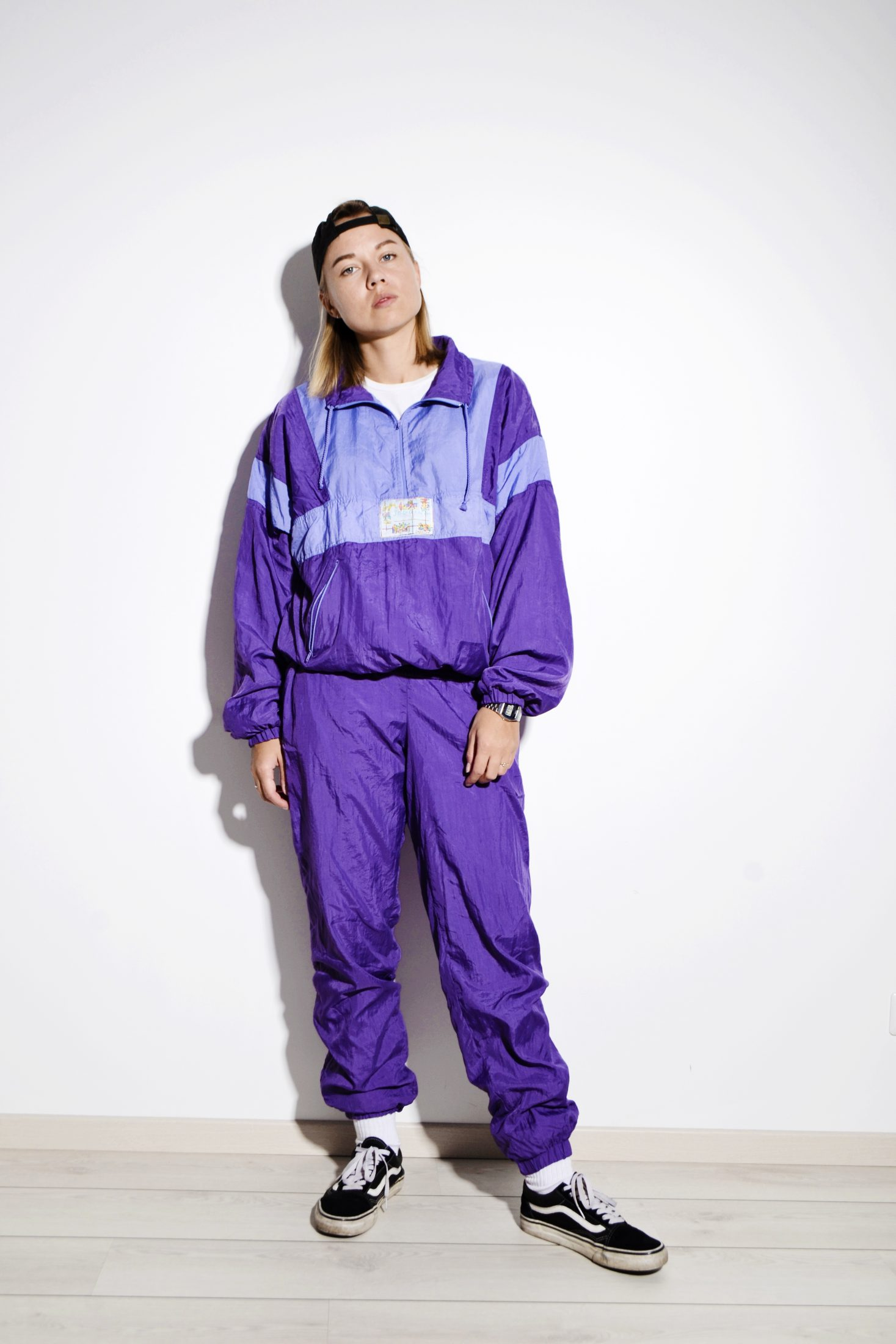 80s shell suit womens