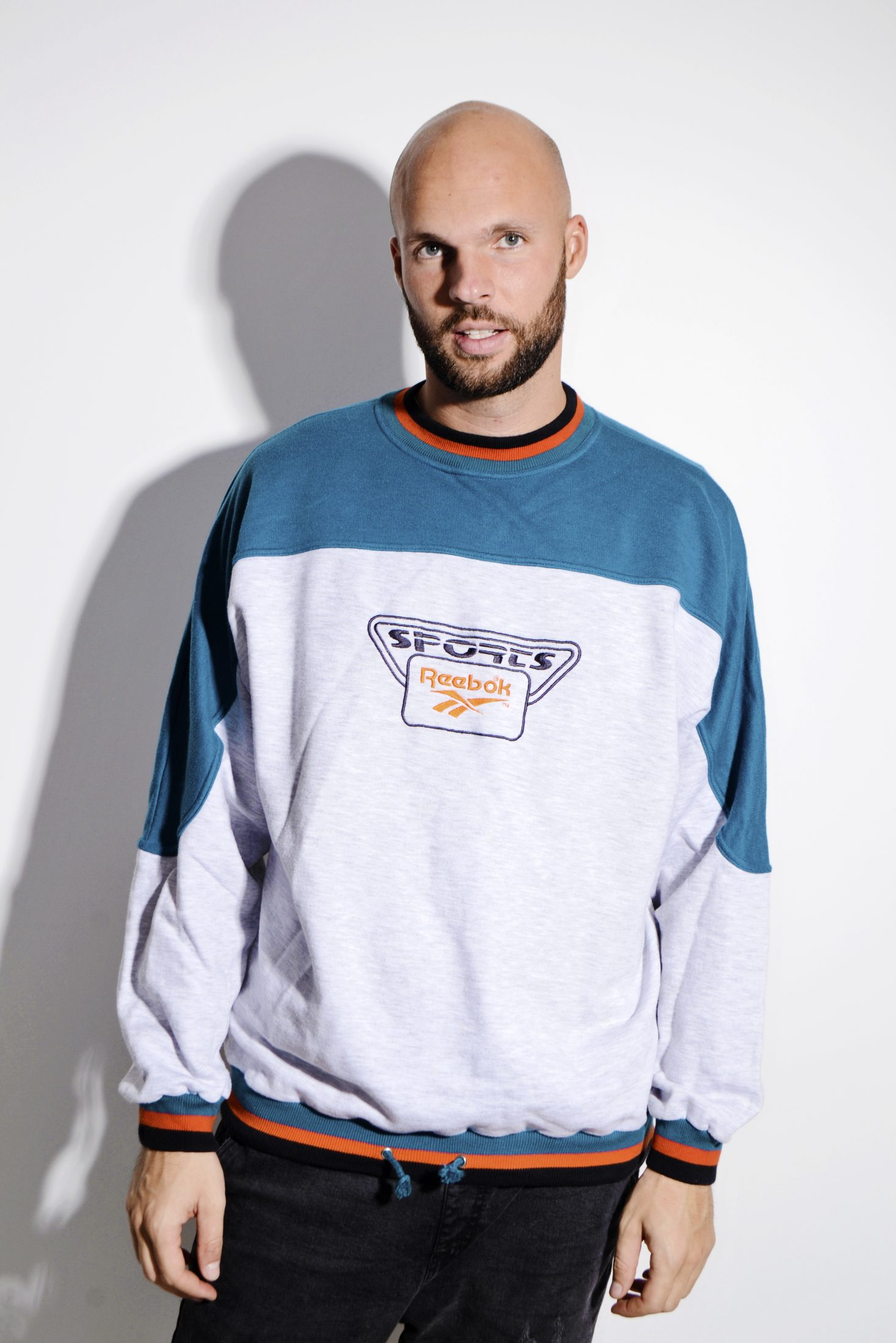 0b89bb9421a Out of stock. Vintage Reebok 90s sweatshirt