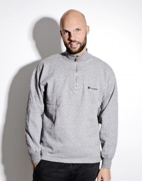 Champion grey sweatshirt for men