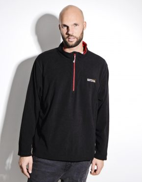 REGATTA black fleece