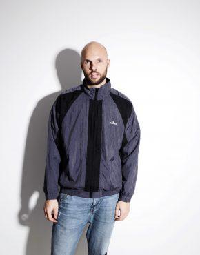Vintage 90's shell sport tracksuit top jacket