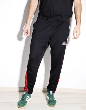 ADIDAS 90's track pants in black colour for men