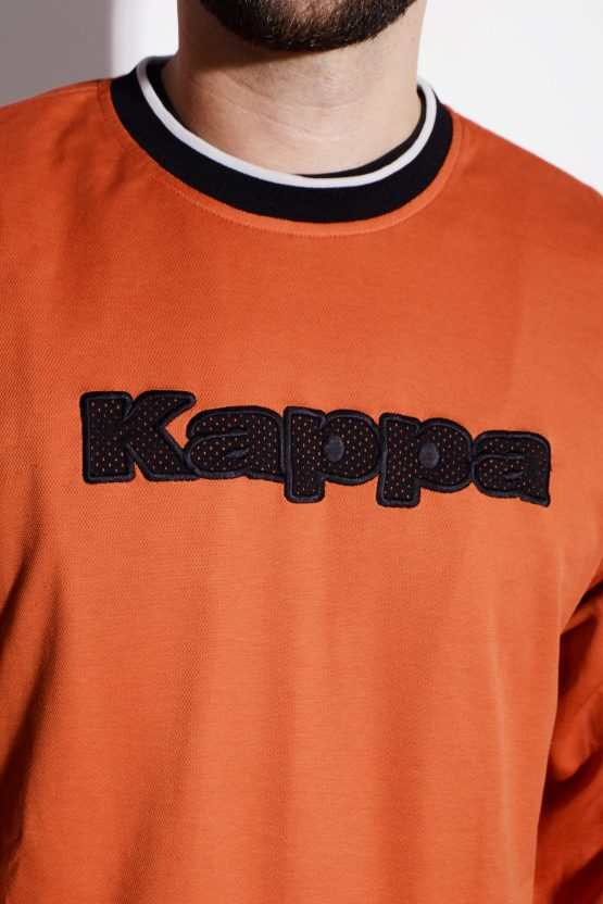 KAPPA vintage sport long sleeve shirt