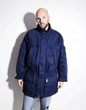 HELLY HANSEN vintage long warm parka
