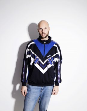 Men vintage sport jacket by Jako