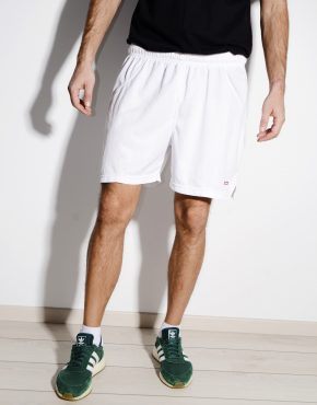 REEBOK white sport shorts for men