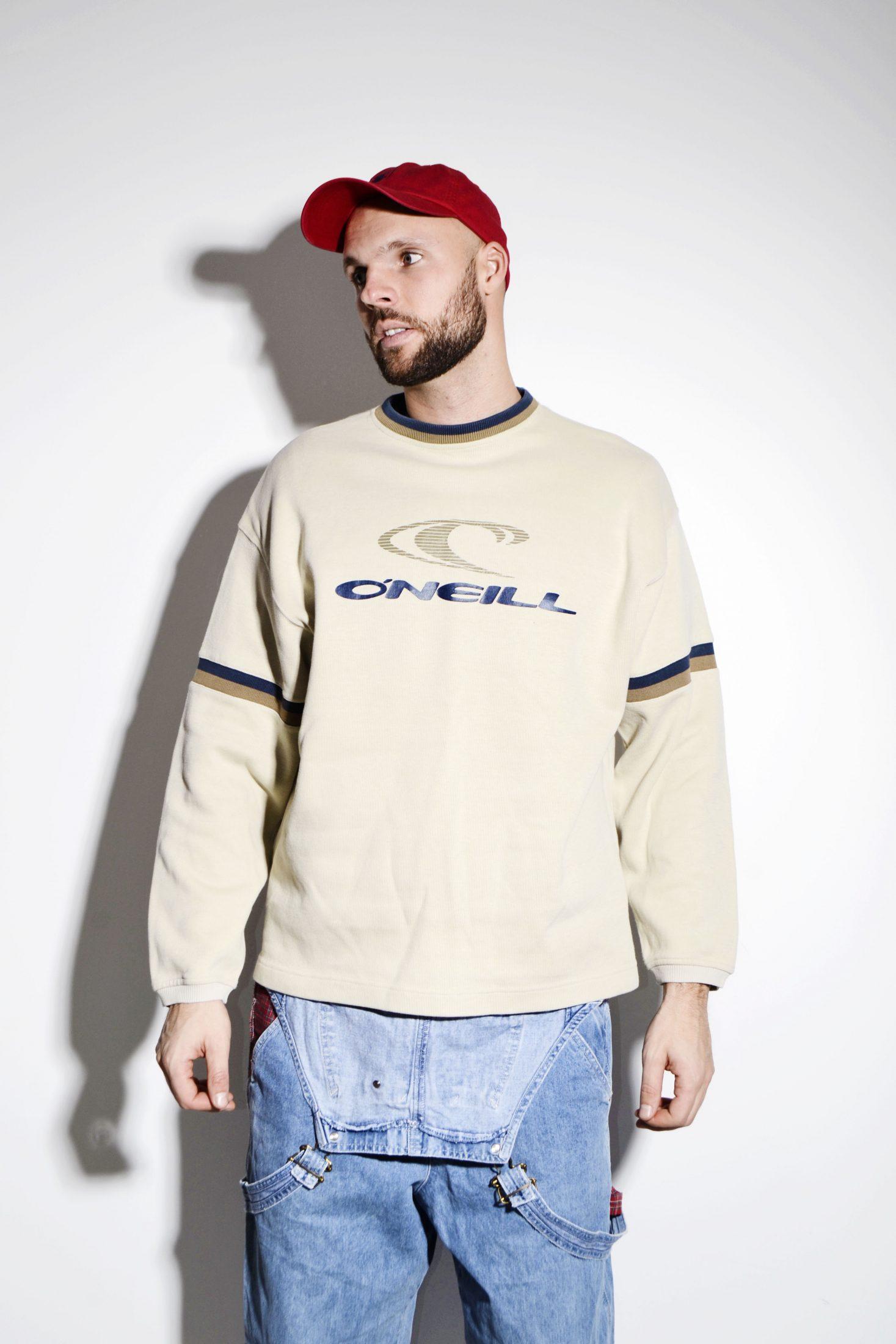 O\u0027NEILL beige sweatshirt