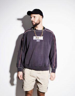 Vintage grey sweatshirt Reebok
