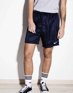 NIKE vintage blue sport shorts for women