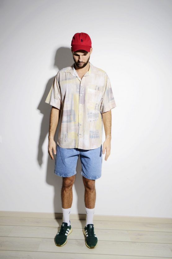 Vintage shirt for men