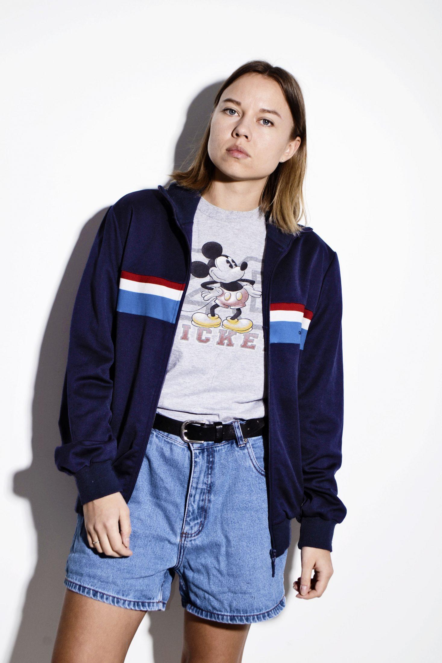 8540dea2e68 Vintage red sport jacket men   HOT MILK 90's streetwear online