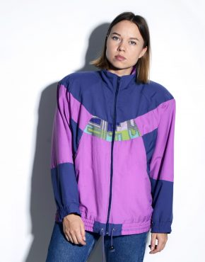 PUMA multi windbreaker rare jacket for women
