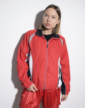 Unisex windbreaker shell jacket