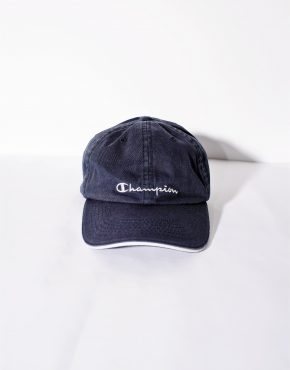 CHAMPION vintage blue baseball cap