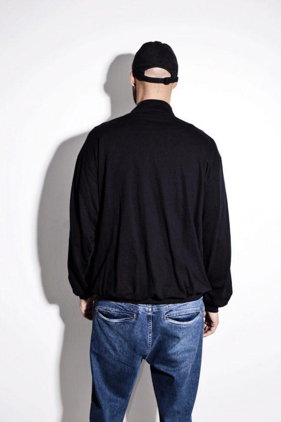 Old School 80s multi track jacket for men