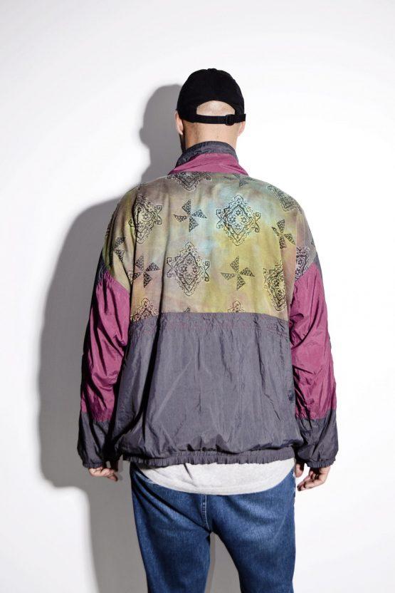 Vintage windbreaker hipster jacket