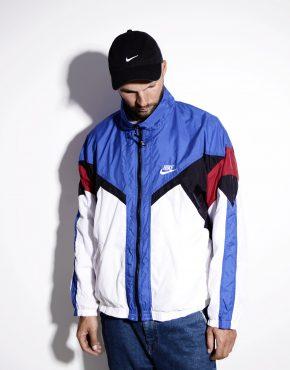 90s NIKE vintage multi jacket for men