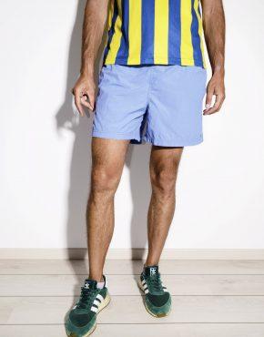 TOMMY HILFIGER blue swim shorts for men
