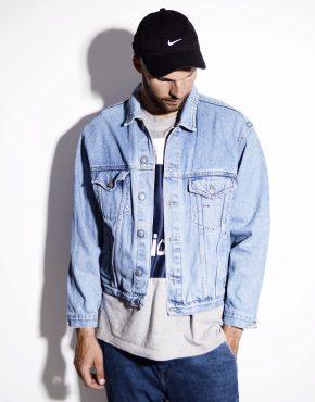 Men's vintage denim jacket