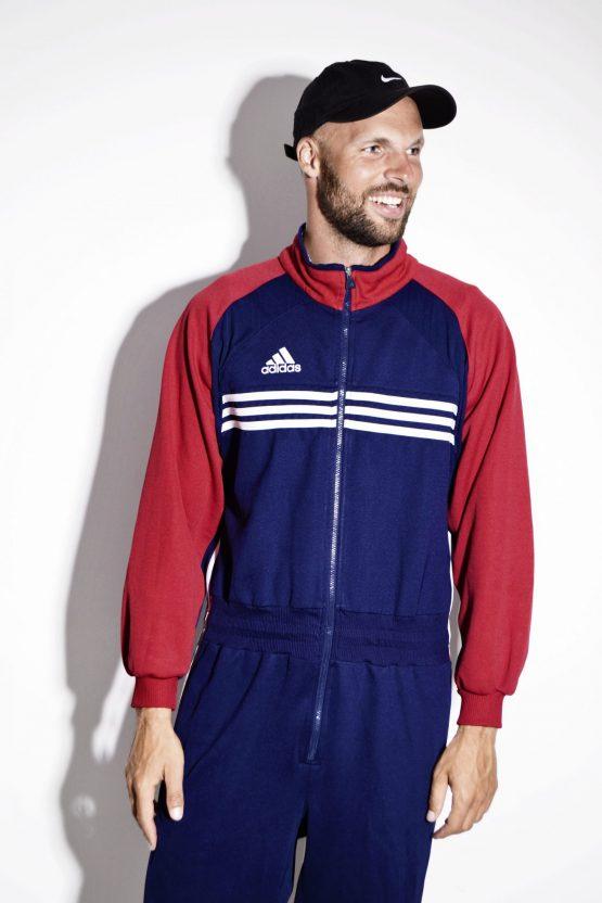 Vintage men's sport onesie by ADIDAS