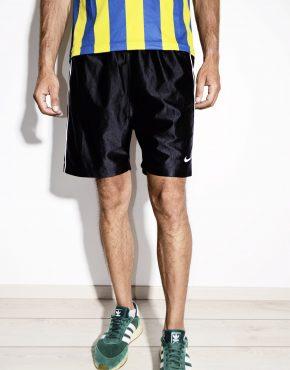 NIKE black sports shorts for men