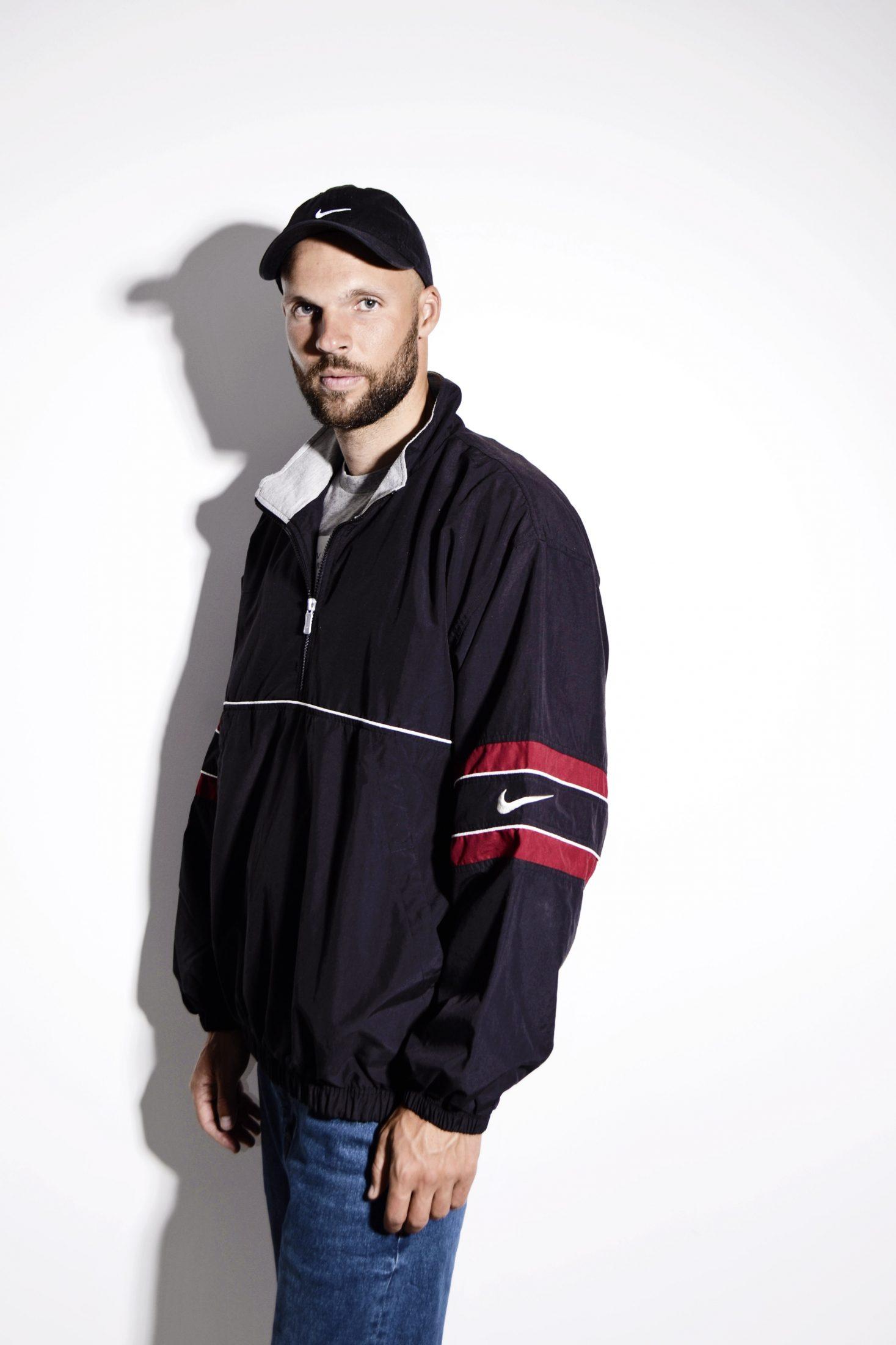 1c333006c13 Vintage red sport jacket men | HOT MILK 90's streetwear online