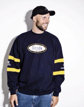 DIADORA blue sweatshirt