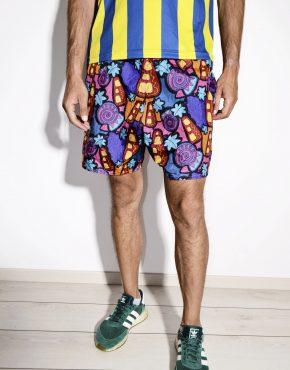 Vintage board shorts for men
