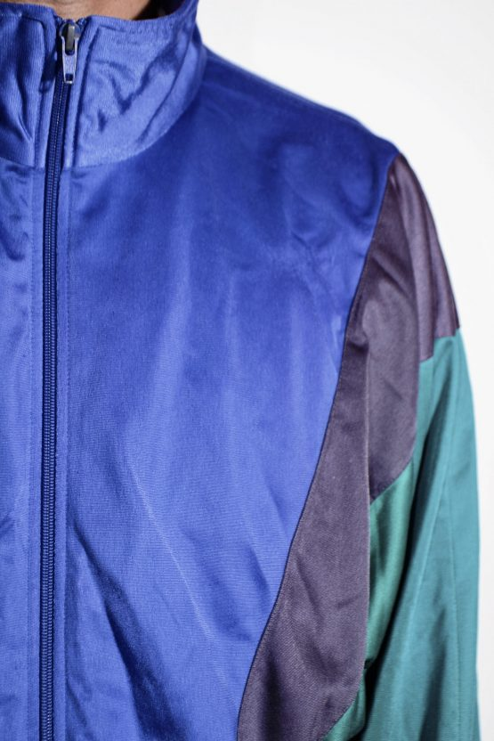 Old School 80s track jacket for men