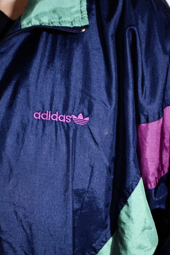 Vintage ADIDAS Originals sport rave shell jacket unisex