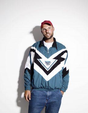Vintage retro festival 1/4 zip pullover
