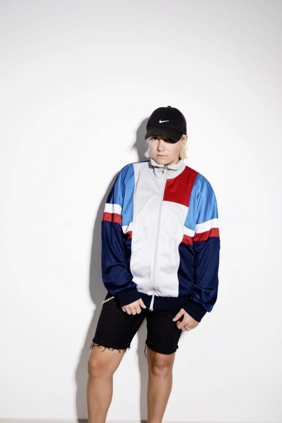 PUMA Old School track jacket unisex