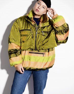 80s vintage retro DMC ski jacket