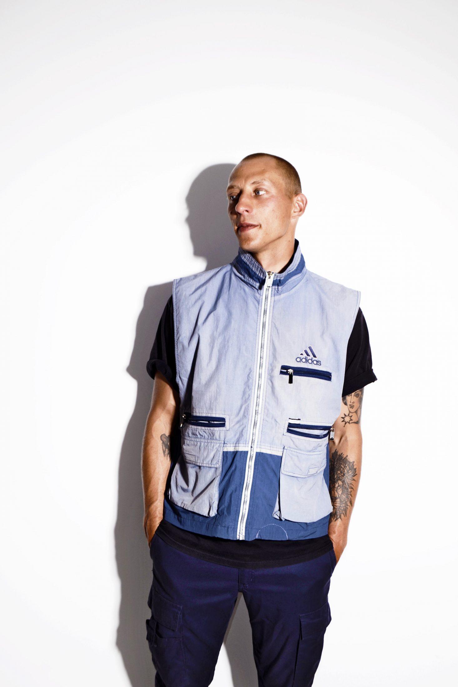 nadar difícil demostración  ADIDAS 80s sport vest | HOT MILK vintage retro clothing men online store