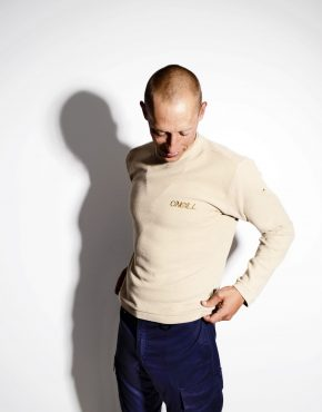 O'NEILL beige sweatshirt medium