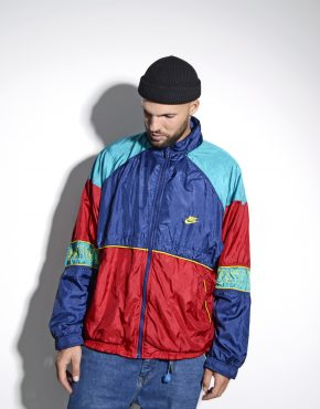NIKE vintage multi shell jacket
