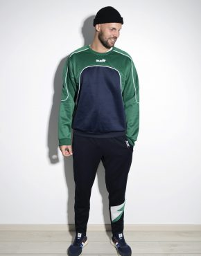 Vintage sport sweat suit set by Jako
