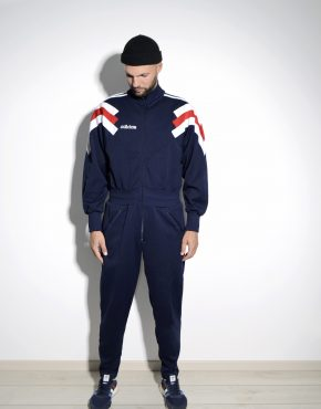 Vintage men onesie by ADIDAS