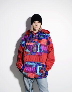 90s shell jacket unisex M