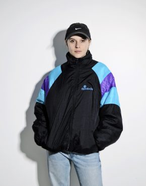 REEBOK nylon padded jacket