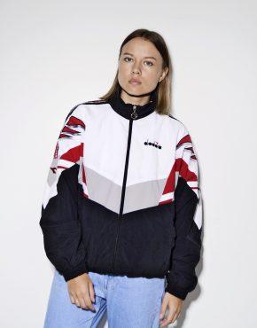 DIADORA vintage shell jacket unisex