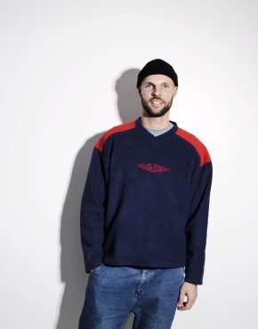UMBRO vintage fleece sweatshirt