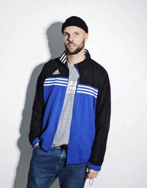 Old School ADIDAS track jacket