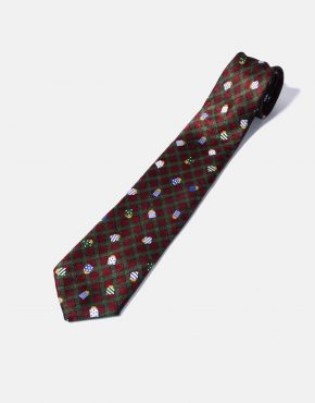 90s vintage necktie mens printed gift boxes