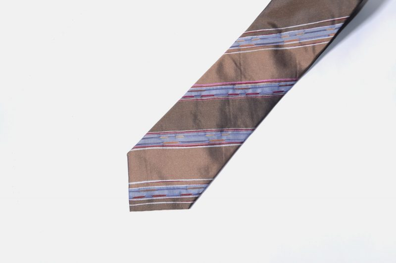 Retro necktie for men