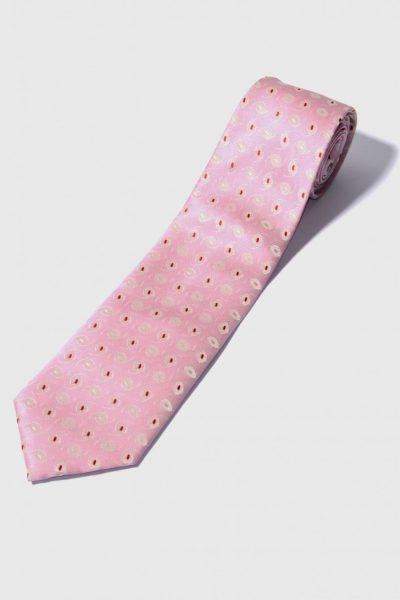 70s disco era pink tie
