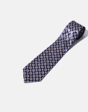 1950s rockabilly tie
